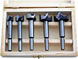 Am-Tech Forstner Bit Set (5 Pieces)
