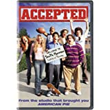 Accepted (Widescreen Edition) ~ Justin Long