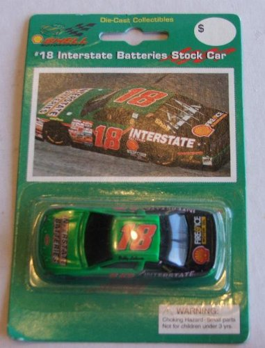 Shell #18 Interstate Batteries Stock Car Bobby Labonte