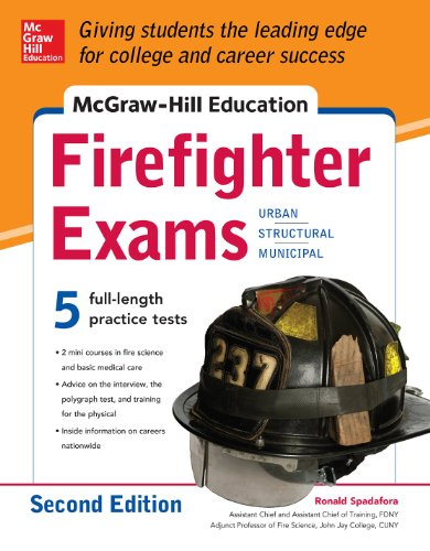 McGraw-Hill Education Firefighter Exam, 2. Auflage