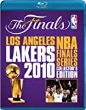 5164PiMLlZL. SL160  Los Angeles Lakers: 2010 NBA Finals Series (Collectors Edition) [Blu ray]