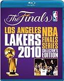 5164PiMLlZL. SL160  Los Angeles Lakers: 2010 NBA Finals Series (Collectors Edition) [Blu ray]