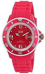Ice-Watch Damen-Armbanduhr XL Analog Quarz Silikon SUN.NPK.U.S.13