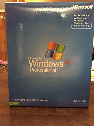 XP Professional Full Retail Version