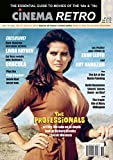 Cinema Retro Issue #36 The Professionals, Dracula, James Bond, Linda Hayden,The Pink Panther