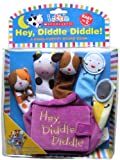 Hey Diddle Diddle: A Hand-Puppet Board Book (Little Scholastic)