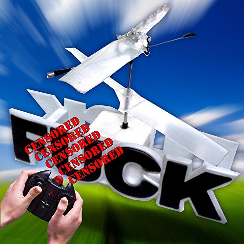 Remote Controlled Flying F*ck