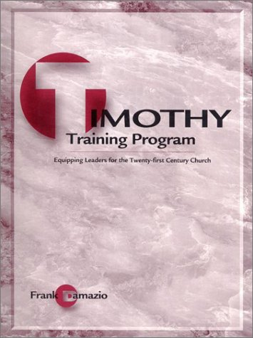 Timothy Training Program-Student (Timothy Training Program compare prices)