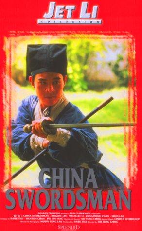 Jet Li - China Swordsman [VHS]
