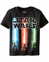 Star Wars Big Boys' Saber Rise T-Shirt