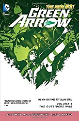 Green Arrow Volume 5 : The Outsiders War TP (The New 52) (Green Arrow (DC Comics Paperback))
