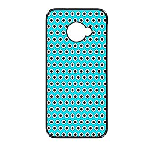 Vibhar printed case back cover for Sony Xperia E4 BluPolka