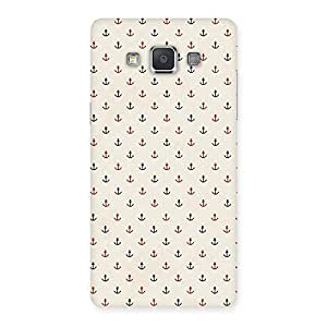 Gorgeous Sea Spirit Multicolor Back Case Cover for Galaxy Grand 3