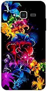 The Racoon Lean Night Meadow hard plastic printed back case / cover for Samsung Galaxy J3(2016)