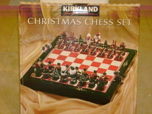 44: Christmas Chess Set | !44: Buying Kirklands Decor