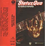 Status Quo 12 Gold Bars (Audio Cassette)