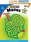 Mazes, Grades PK - 1: Gold Star Edition