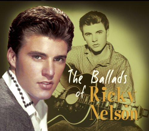 Ricky Nelson-The Ballads Of Ricky Nelson-REMASTERED-CD-FLAC-2013-WRE Download