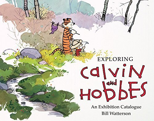 Exploring Calvin And Hobbes (Turtleback School & Library Binding Edition) by Watterson, Bill (2015) Library Binding