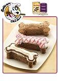 Petcakes Organic Puppy Cakes Treats 100% - All Natural Ingredients (Starter Kit Incudes Pan- Carob flavor, Petcakes Organic Treats)