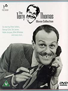 The Terry Thomas Movie Collection [DVD] [1959]