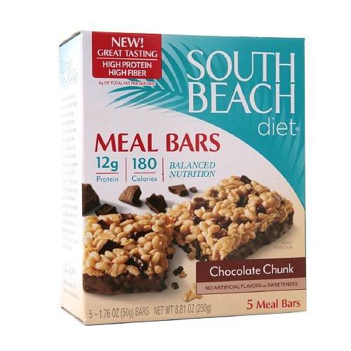 South Beach Meal Bars Chocolate Chunk