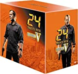 24 -TWENTY FOUR- ��������5 DVD���쥯���������ܥå���