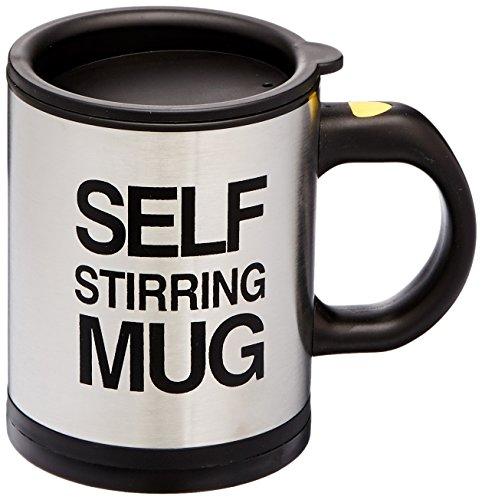 Fun Gadgets Plain lazy - self stiring mug