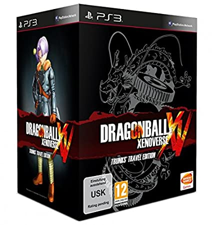 Dragon Ball Xenoverse Trunks Travel Edition (PS3)