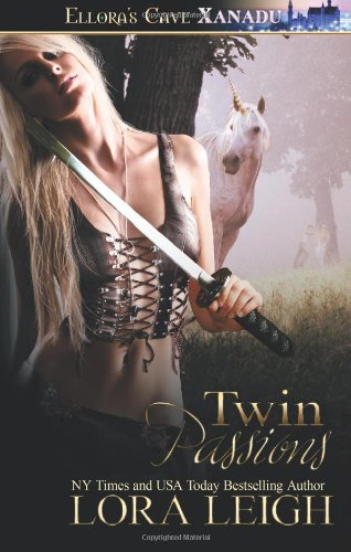 Twin Passions (Wizard Twins)  - Lora Leigh