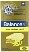 Balance Bar Gold Lemon Meringue Crunc…