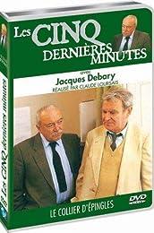 Les 5 Dernières Minutes - Jacques Debary - Vol. 4 : Le Collier D'épingles