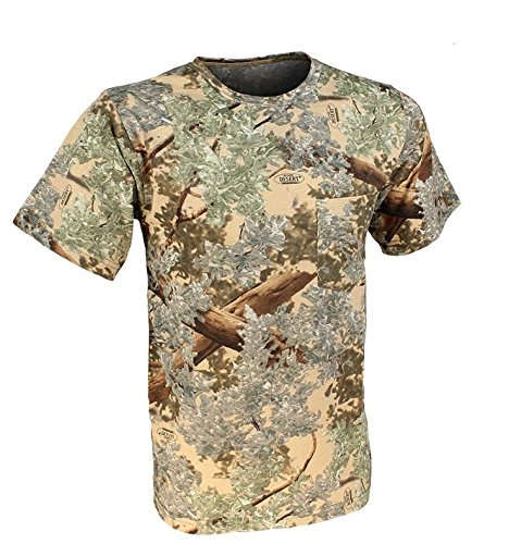 king cotton s long shadow Long sleeve cotton tee by king's camo  60% cotton 40% polyester  pocket on the left chest  rib-knit collar  tagless.