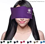 Yoga Eye Pillow Unscented - Eye Pillow For Yoga - Best Namaste Yoga Eye Pillow For Meditation, Migraine, Stress. Made in USA Since 1991. 100% Satisfaction Guaranteed Our Yoga Eye Pillows Are Filled With Orga