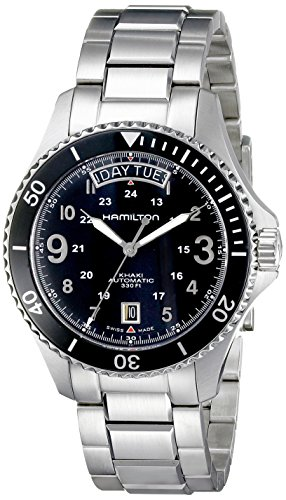 Hamilton Khaki King Scuba day and date watch for men