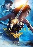 映画 ワンダーウーマン ポスター 42x30cm WONDER WOMAN 2017 ガル ガドット クリス パイン