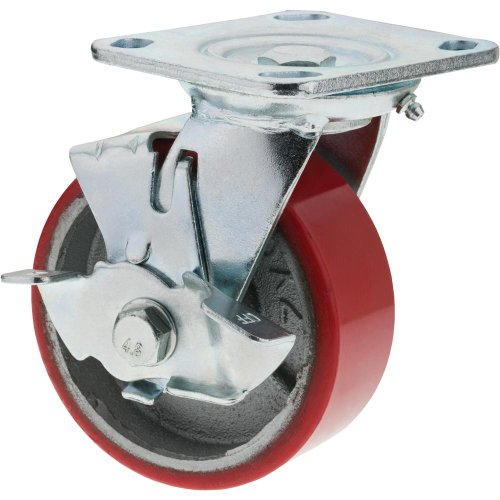 Buy Grizzly G8177 Heavy-Duty Swivel Caster with Brake 5-InchB0000DD72L Filter