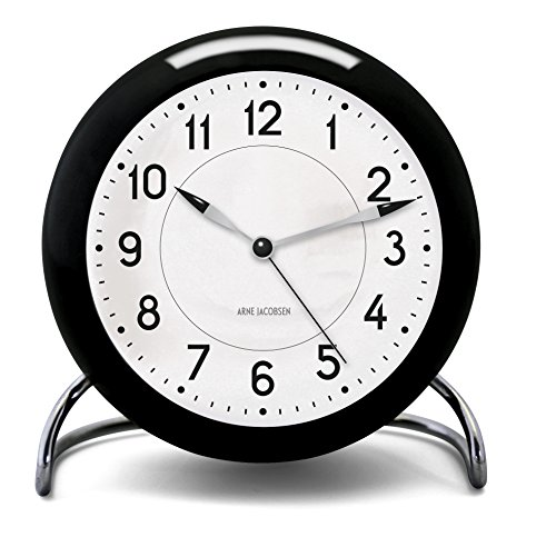 Arne Jacobsen Station Table Clock 43672