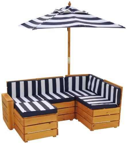 KidKraft Sectional Outdoor Furniture