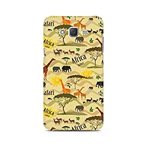Ebby African Safari Premium Printed Case For Samsung J7