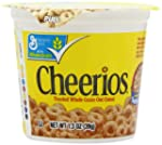 Cheerios In A Cup 39 g (Pack of 6)