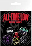 GB eye All Time Low Baltimore Badge Pack