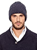 PAUL STRAGAS Gorro Laurence (Azul Oscuro)
