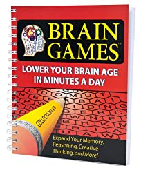 Brain Games #3, Lower Your Brain Age in Minutes a Day