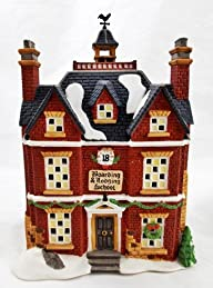 "Department 56 ""Boarding & Lodging Sch…"