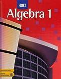 Holt Algebra 1