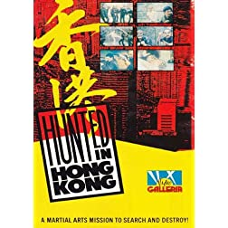 Hunted In Hong Kong