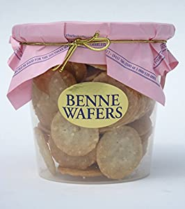 Amazon.com: Benne Wafers - 6 oz Handmade Gourmet Gift Pack ...