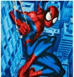 Marvel Spiderman Fleece Blanket 50 x 60