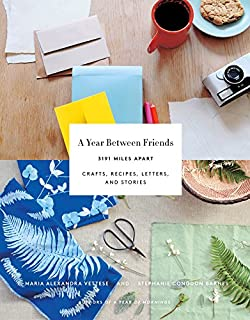 Book Cover: Year Between Friends: 3191 Miles Apart